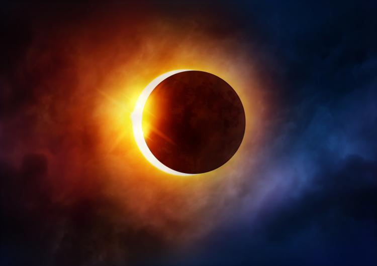 Police Department Eclipse Post Goes Viral