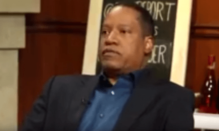 Larry Elder: Fatherless Homes Are The Problem…Not Cops
