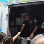 Police Use Ice Cream To Reach The Community
