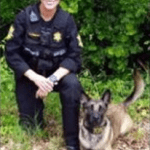 South Carolina K9 Dies After Seizure
