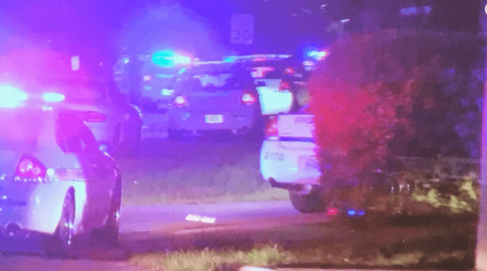 Jacksonville officers injured in shootout with suspect