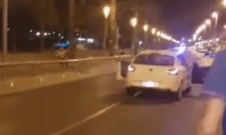 Watch Police Kill Barcelona Terrorists