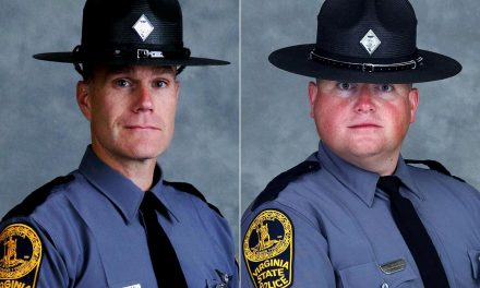 Fallen Virginia State Troopers Identified