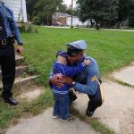 New Jersey State Police Honor A Young Hero