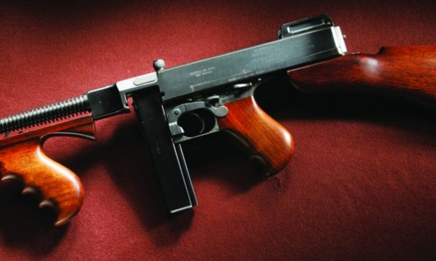 Sheriff's Auction Of Thompson Submachine Gun Brings $90,000