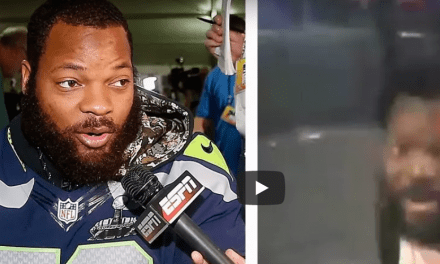 Arrest Video Shows NFL's Michael Bennett Lied