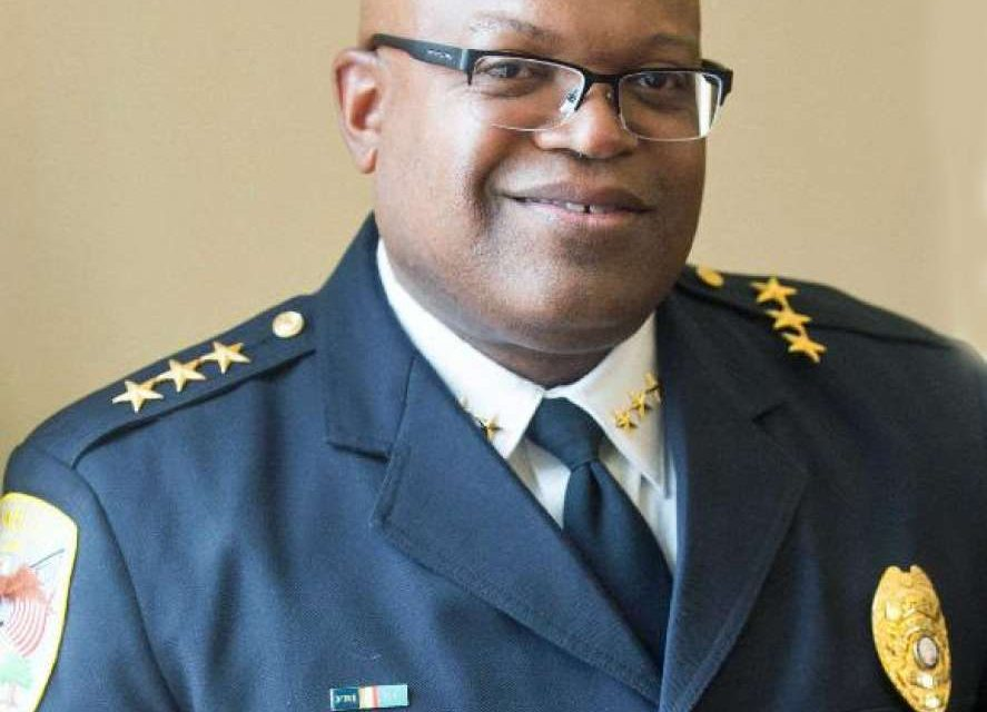Police Chief Rejects 'Old School' Mentality On Police Suicide