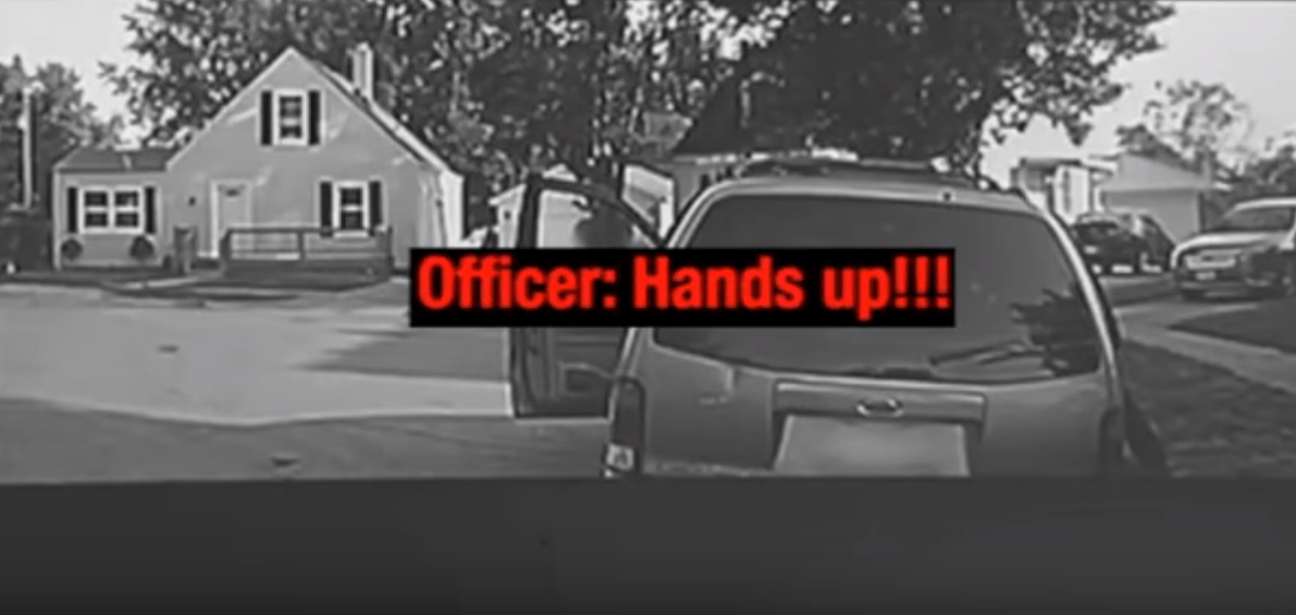 Police Officer Gives 30 Commands Before Using Deadly Force