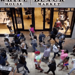 Violence Continues In St. Louis Riots, Moves To Upscale Malls