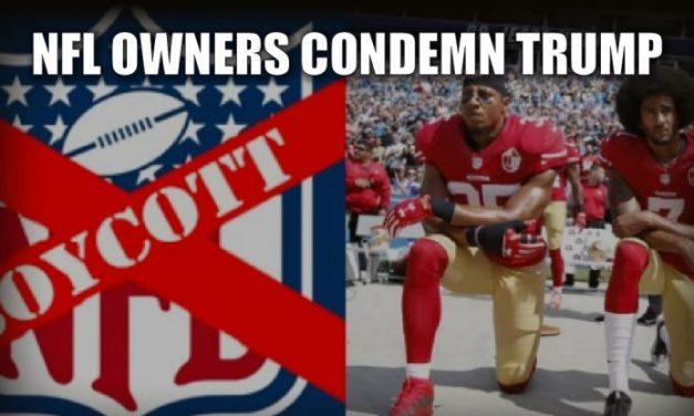 Trump, Cops and the NFL