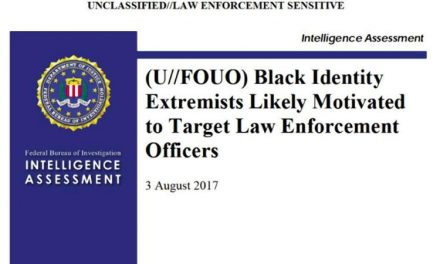 Questions Arise Over FBI Assessment On Black Identity Extremists