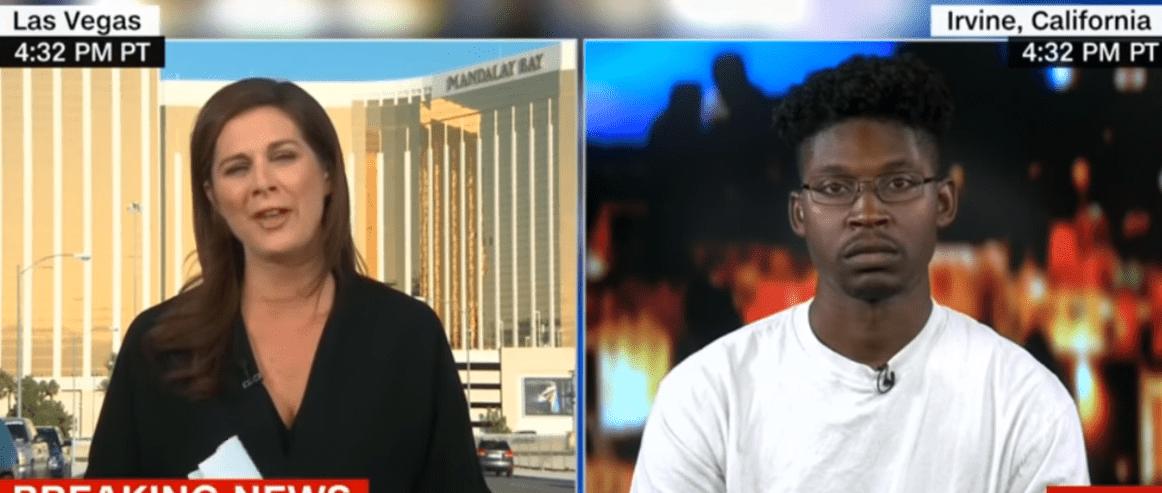 Las Vegas Massacre:  'I'm Not A Hero'