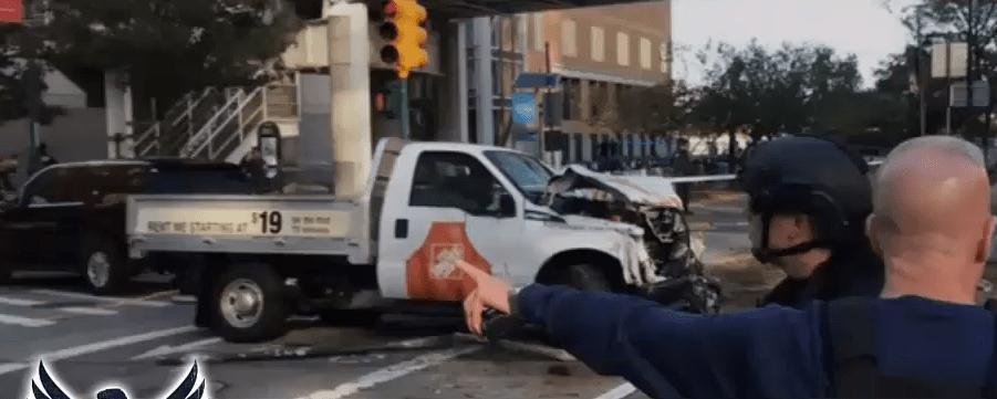 'Act of Terror' In NYC Kills 8