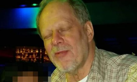 First Picture Of Las Vegas Shooter Revealed