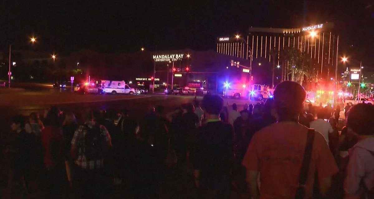 Police Officers Among Those Killed, Injured In Las Vegas Shooting