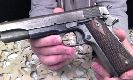 President Trump To Authorize Sell Of M1911 Pistols To Public