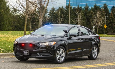 Ford Launches 'Plug In' Hybrid Police Car