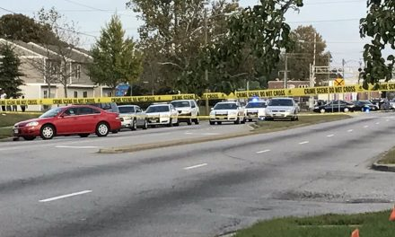 Virginia Police Officer Shot Multiple Times