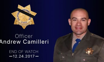 California Highway Patrol Officer Dies In Christmas Eve Crash