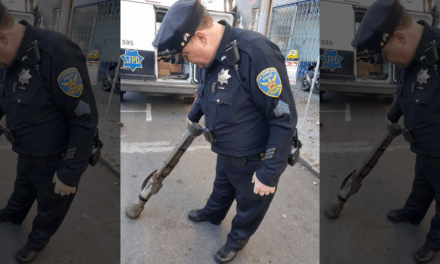 San Francisco Police Buys Back Bazooka And Twitter Laughs