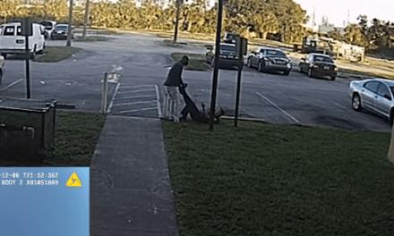 Watch Police Fatally Shoot Man Beating On Deputy