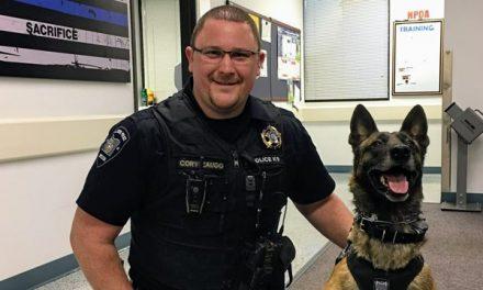 Oregon Police K9 Dies Following Crash