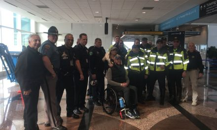 Deputy Returns Home, Paralyzed, After Las Vegas Shooting