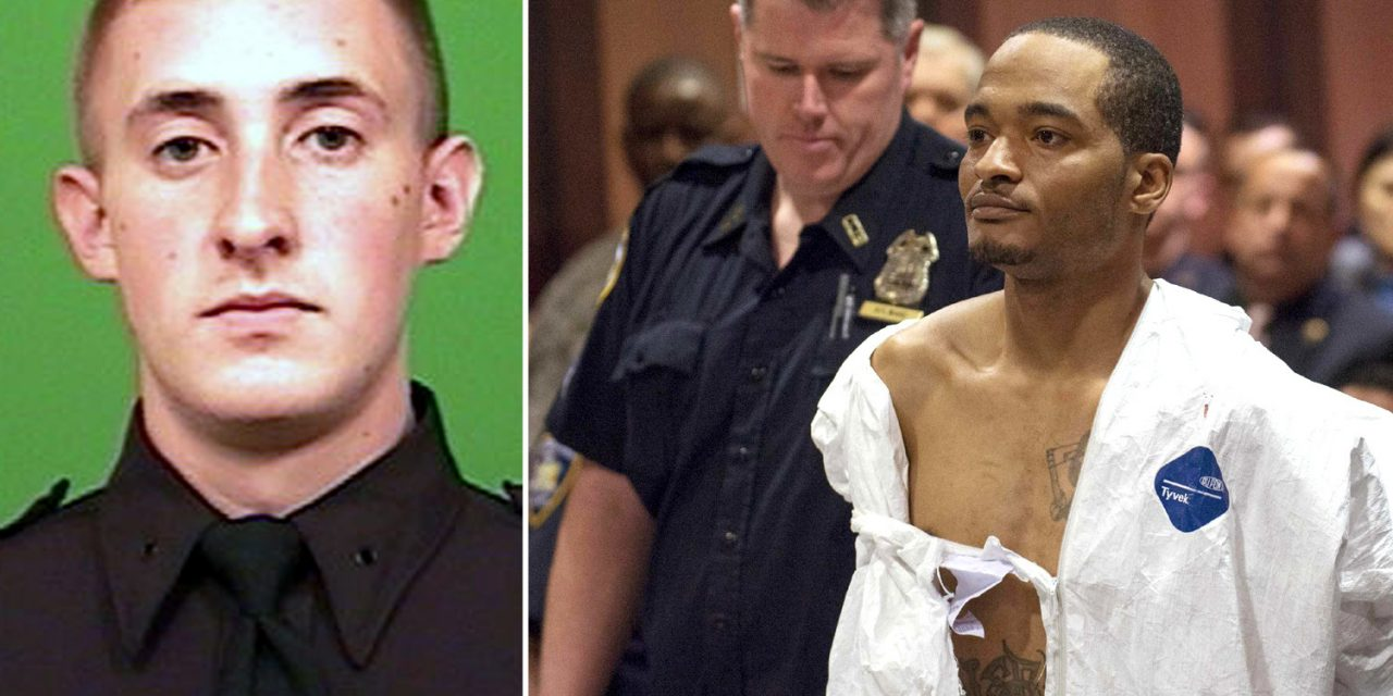 NYPD Cop Killer Gets Life In Prison