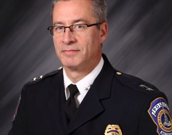 Police Chief Works Thanksgiving Day, Giving Officer Day Off