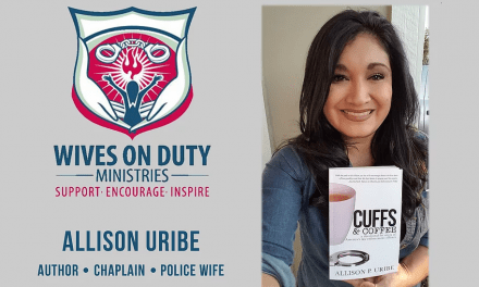 Cuffs and Coffee for Wives of America's Law Enforcement Officers