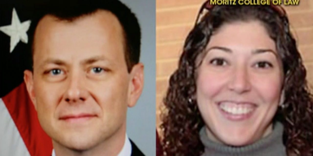 FBI 'Failed To Preserve' Text Messages Between Anti-Trump FBI Agents