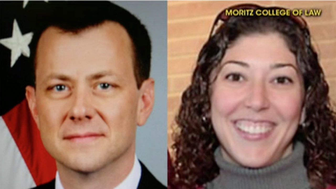 FBI 'Failed To Preserve' Text Messages Between Anti-Trump FBI Agents