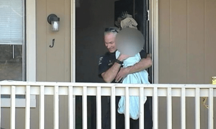 The Power of Unconditional Respect: Officer Praised For Comforting Child