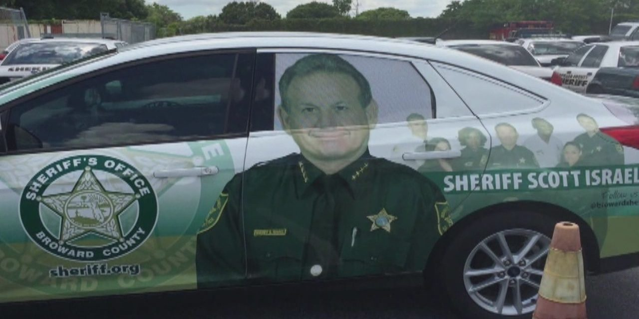 Sheriff Israel: 'You Are Not The Hero'
