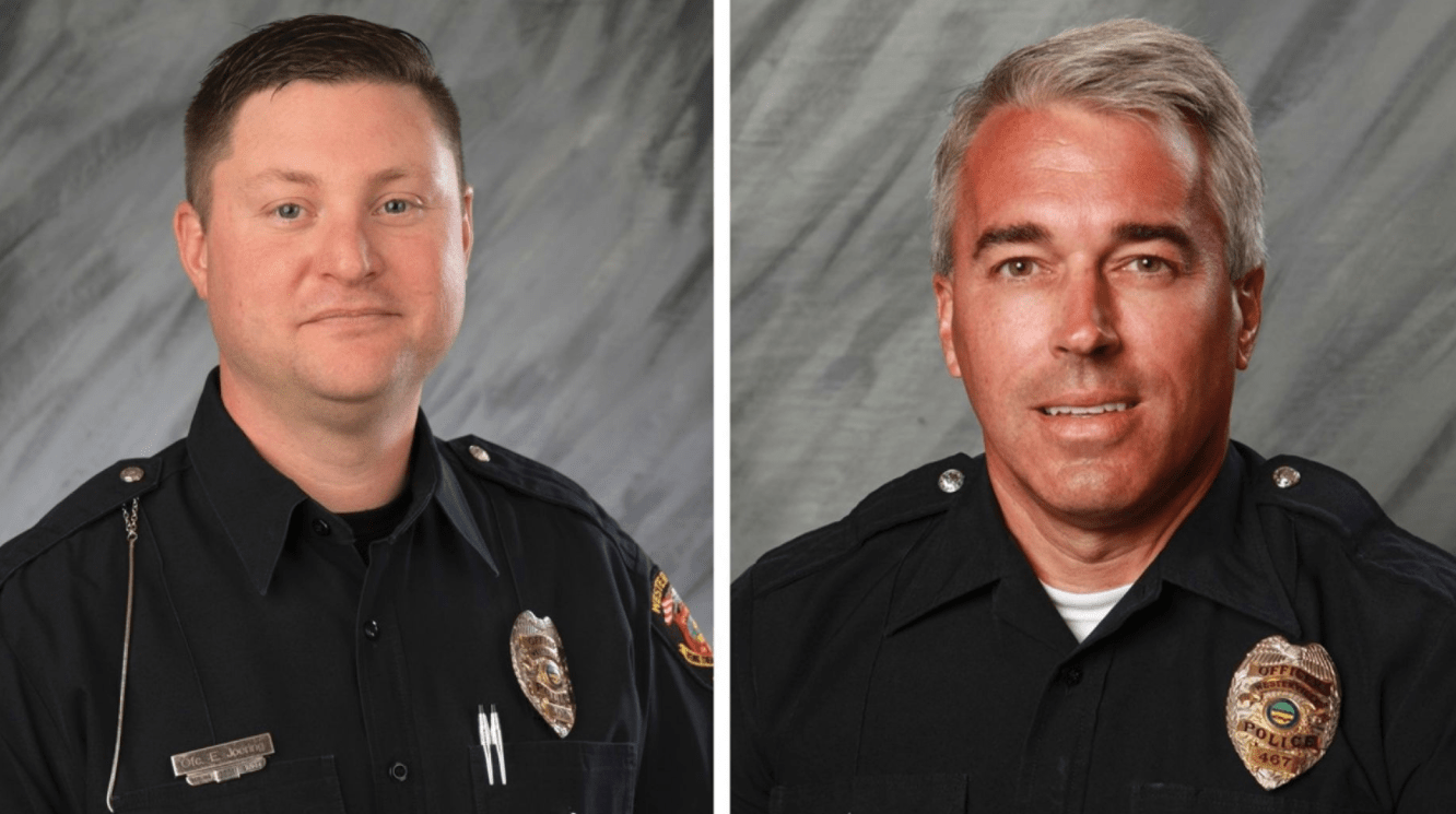 College Offers Full Scholarships To Slain Officer's Children