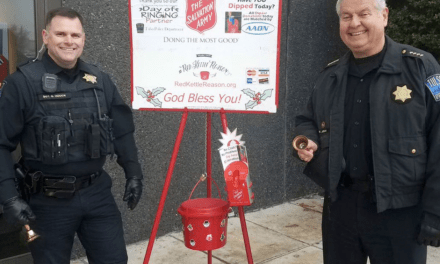 Lawsuit Threatened After Police Ring Salvation Army Bells