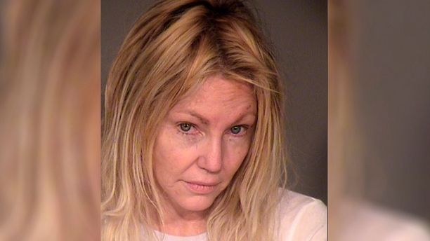 Heather Locklear enters treatment after domestic violence arrest