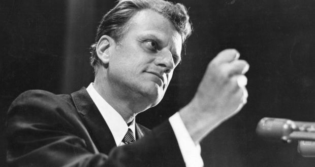 Leadership Lessons From Billy Graham