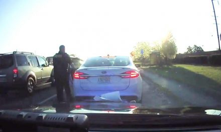 Watch:  Police Officer Kidnapped During Traffic Stop