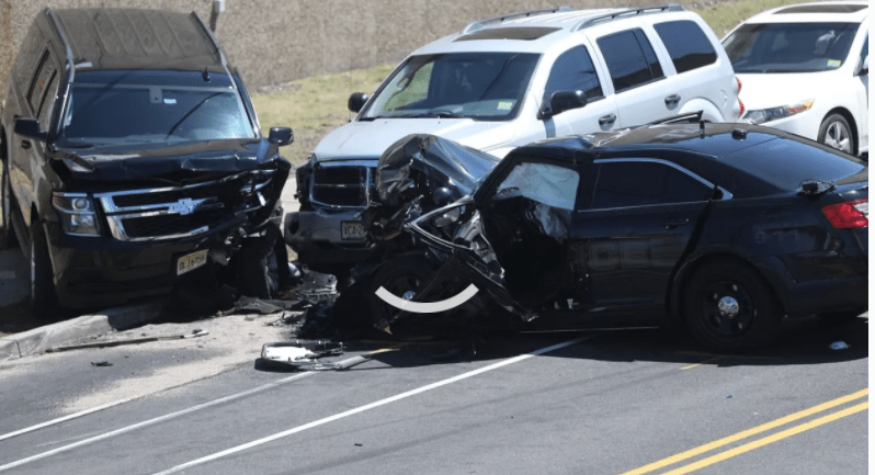 New Jersey Police Officer Killed In Crash