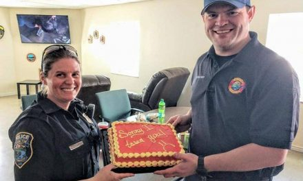 'Sorry I Tased You': Bake Caked For Apology