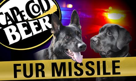 'Fur Missile' Beer To Help Police K9 Foundation