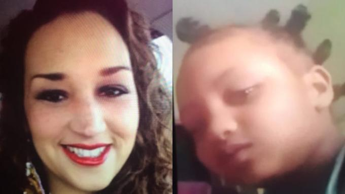 Amber Alert: Mother Critically Stabs Daughter, Kidnaps 7 Year Old Daughter