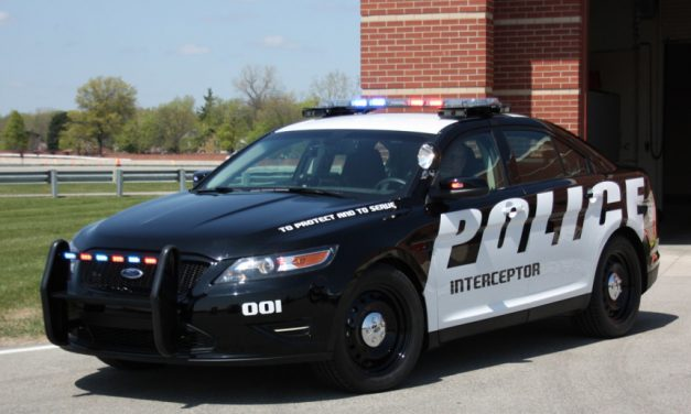 Ford To End Police Sedan Production