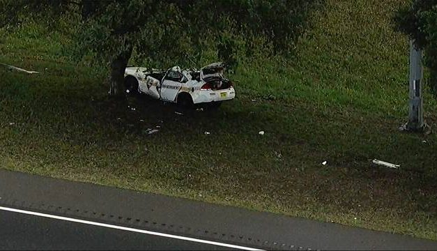 Jacksonville Officer Killed In Crash, While Responding To Crash
