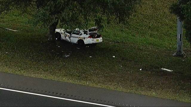Jacksonville Officer Killed In Crash, While Responding To Crash