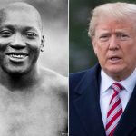 President Trump Pardons Boxing Legend Jack Johnson