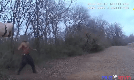 Video: Suspect Swinging Knife Fatally Shot After Taser Deployment