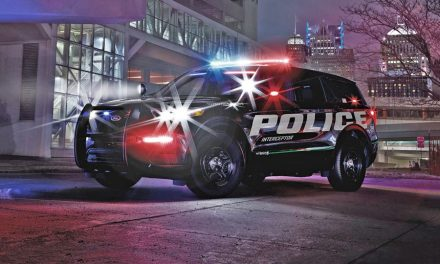 New 2020 Ford Explorer Revealed In Cop Format