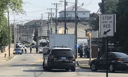 Rhode Island Police Officer Shot